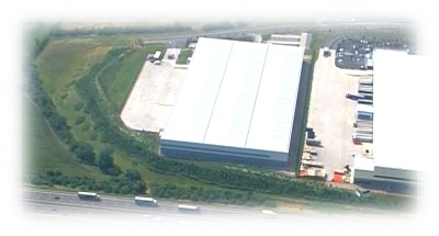The Pallet Network's new 224,000 sq. ft building